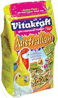 Vitakraft Витакрафт Корм для австралийских попугугаев кактус 750гр