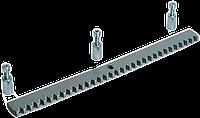 Зубчатая рейка, 1 м ROA 8