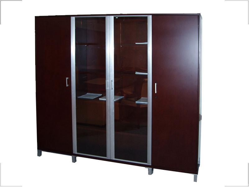 Шкаф офисный Мукс YCB565 Палисандр (Диал ТМ)