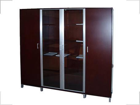 Шкаф офисный Мукс YCB565 Палисандр (Диал ТМ), фото 2