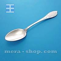 Серебряная ложка кофейная