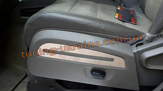 Накладка на сиденье Carmos на Dodge Nitro 2007