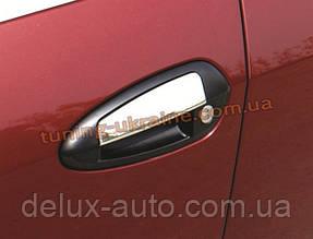 Накладки на ручки Carmos на Fiat Grande Punto 2005