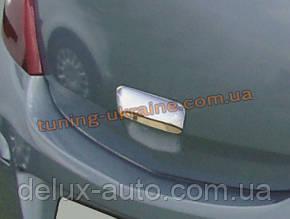 Накладка на заднюю ручку Carmos на Opel Corsa D 2006-2014