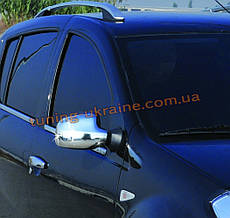 Накладки зеркала Carmos на Renault Duster 2010-2015