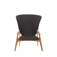 Кресло садовое Knit KNITPA01 high back