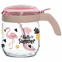 Банка с ложкой Herevin Hello Summer 131050-060 (425 мл)