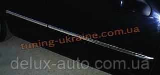 Молдинг на двери Carmos на Volkswagen Bora 1998-2005
