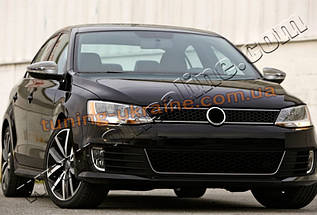 Накладки на зеркала Carmos на Volkswagen Jetta 6 2010
