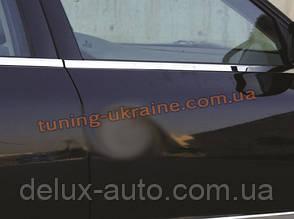 Окантовка стекол Carmos на Volkswagen Passat B5 1996-2005