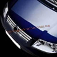 Накладки на решетку радиатора Carmos на Volkswagen Sharan 1995-2000