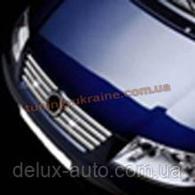 Накладки на решетку радиатора Carmos на Volkswagen Sharan 2000-2004