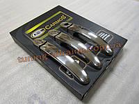 Накладки на ручки 3шт Carmos на Volkswagen T5 2003-2010