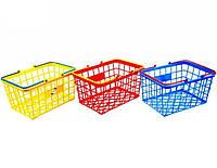 Корзина детская супермаркет для продуктов