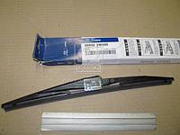 Щетка стеклоочистителя заднего Hyundai Santa Fe 12- (производство Mobis) (арт. 988502W000), ABHZX