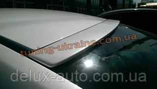 Спойлер на заднее стекло из ABS пластика на Mazda 6 2012