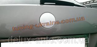 Накладка задней эмблемы из ABS пластика на Skoda Octavia A5 2004-2009