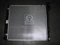 Радиатор охлаждения двигателя в сборе Hyundai Cm10/Santa Fe 10- (производство Mobis) (арт. 253102B970), AJHZX