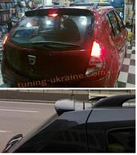 Спойлер под покраску на Dacia Sandero 2007-2013