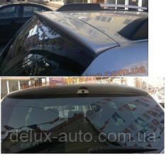 Спойлер под покраску на Renault Duster 2010-2015