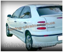 Накладки на пороги под покраску на Fiat Brava 1995-2001