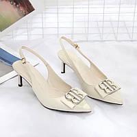 Туфли Balenciaga с ремешком