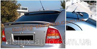 Козырек на заднее стекло под покраску на Opel Astra G 1998-2005 sd/hb