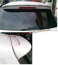 Спойлер на стекло под покраску на Volkswagen Golf 7 2012