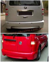 Задний бампер под покраску на Volkswagen Caddy 1996-2004