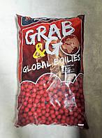 Бойлы тонущие Starbaits Grab Go Global Strawbery Jam 20мм 10кг