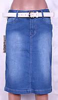 Модная юбка длинной до колена, фото 1