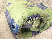 Одеяло Бязь голд на овчине евро размер 200*220см. 415грн