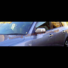 Накладки на ручки Carmos на Mazda 3 2003-2009