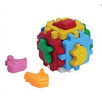 """Куб """"Умный малыш"""" с фигурками Домашних животных (Куб """"Розумний)"""