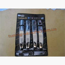 Накладки на ручки Carmos на Opel Astra H 2004-2010