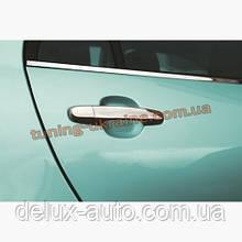 Накладки на ручки Carmos на Toyota Corolla 2001-2008