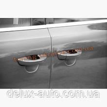 Накладки на ручки Carmos на Volkswagen Sharan 1995-2010/2010+