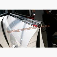 Нижние молдинги стекол 6шт Carmos на Volkswagen Tiguan 2008+