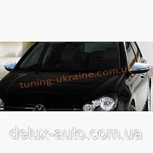 Накладки на зеркала Carmos на Volkswagen Touran 2010-2015