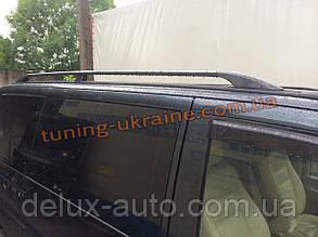 Рейлинги Черные тип Premium на Mercedes Vito W447 2014 длинная,средняя и короткая база