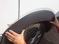 Накладки на колесные арки на Mercedes Sprinter 2013
