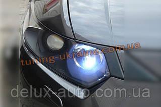 Реснички на фары для Honda Accord 8 2007-2013
