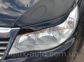 Реснички на фары для Subaru Forester 2008-2012