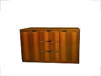 Шкаф-Тумба Мукс YCB01101 Орех (Диал ТМ)