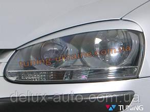 Реснички на фары для Volkswagen Jetta 5 2005-2010