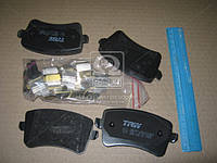 Тормозная колодка (производство TRW) (арт. GDB1765), AFHZX