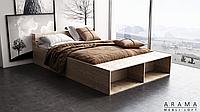 Ліжко Simple ДСП