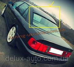Спойлер на стекло бленда из стеклопластика на Audi A6 C4 1994-1997