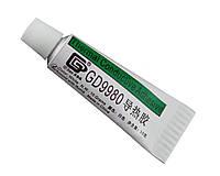 Теплопроводящий клей GD9980 10г белый 0.671 Вт/м*К (TPkl-GD9980-ST10G)