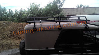 Экспедиционный багажник усиленный на  УАЗ 469